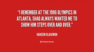 Quotes by Hakeem Olajuwon