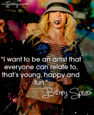 Inspirational Quotes: Britney Spears « Read Less