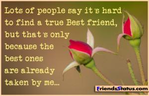 best friendship quotes for facebook status