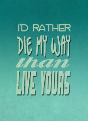 Delirium Delirium quotes
