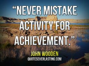 Achievement Quotes...