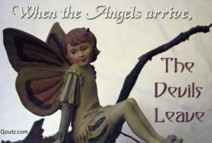 Fallen angel quotes