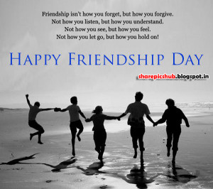 ... Poem on Friendship Day   Sweet Quotes For Friendship Day in English