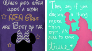 48 Enchanting Fairytale Sayings for Sorority Crafts & Tees ♔
