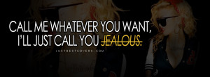 Click to view call me whatever you want facebook cover photo