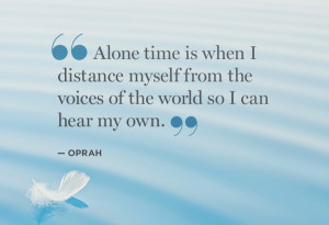 Topics: Alone Picture Quotes , Inner Peace Picture Quotes , Time alone ...
