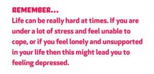 How do I know if I'm depressed?