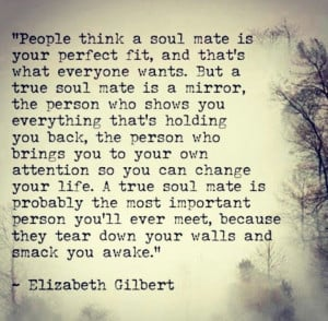 Soul Mates Quotes And Pictures