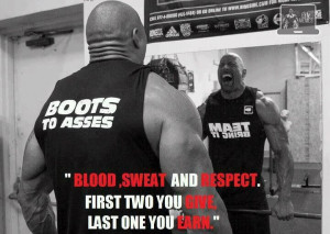 ... , Fitness Inspiration Quotes, The Rock Dwayne Johnson Quotes