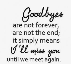 Saying Goodbye to My Best Friend, Christie