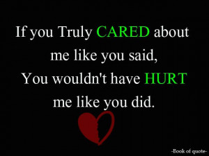Im Hurt Quotes Hurt me. ditch me. ignore me.