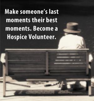 Hospice Volunteer Gifts...