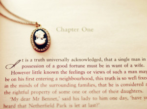 chapter 1, Pride and Prejudice ]