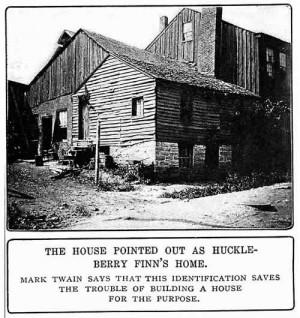 Huck Finn home