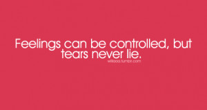 Tear Quotes