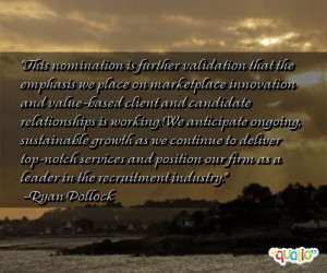 Validation Quotes