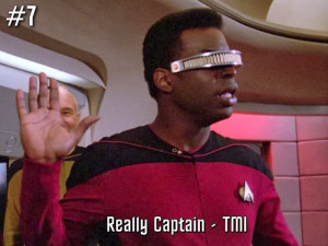 Star Trek: TNG - memorable quotes