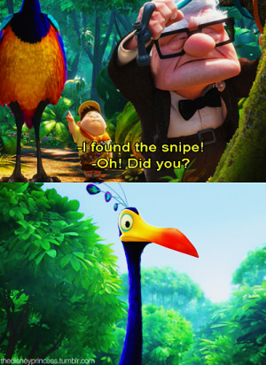 Pixar Up Quotes Tumblr Disney up quot