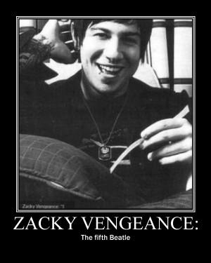 Zacky Vengeance Quotes