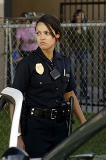 Yeah, definitely looks like Tina from the Shield.