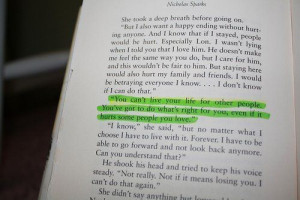 ... nicholas sparks book quotes tumblr nicholas sparks book quotes tumblr