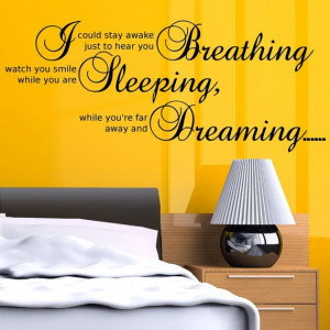 Aerosmith Dream Song Bedroom Wall Quote Wall by WallSmartDesigns, £17 ...
