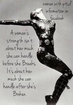Women with PTSD: information on Facebook https://www.facebook.com ...