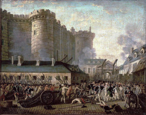 The French Revolution Hits the Streets: The Bastille and the Great ...