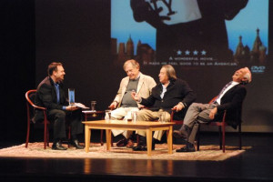 Comedy Talks with George Segal, Paul Mazursky, and Ronnie Schell