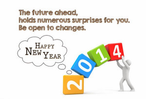 May the New Year bring mornings that are vibrant,