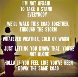 Not Afraid -Eminem