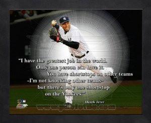 ... Jeter New York Yankees