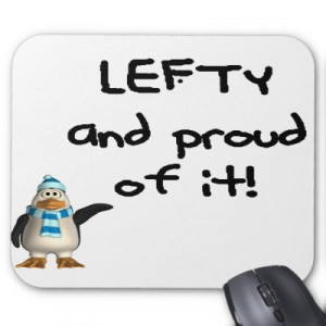 BLOG - Funny Left Handed Quotes
