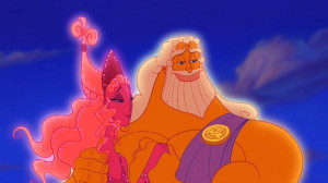 Hercules Quotes Zeus Zeus And Hera Hercules Alan