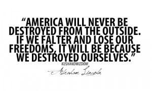 abraham lincoln, quotes, sayings, america, famous, quote