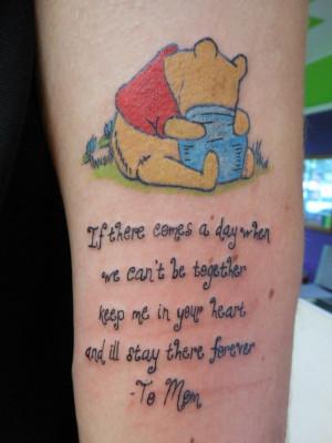 Memorial Tattoo Quotes
