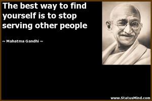 Gandhi Quotes About Success. QuotesGram