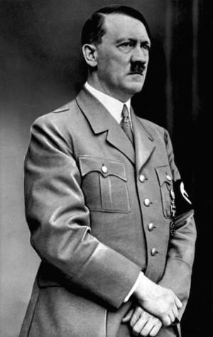 Adolf Hitler, April 1937. Creative Commons Attribution Share Alike (cc ...