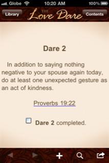 Love Dare 2