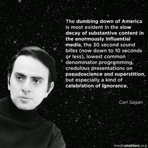 Celebration of Ignorance