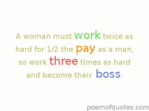... Working Woman ~ Inn Trending » Inspirational Quotes For Working Women
