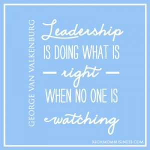 leaders benefit from famous leadership quotes by inspiring leaders