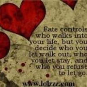 Gotta have faith and fate