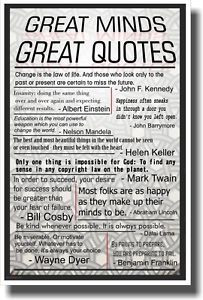 famous drinking quotes great poster famous drinking great minds great ...