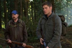 Supernatural Dean and Bobby