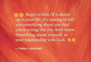 Oprah's Lifeclass quote