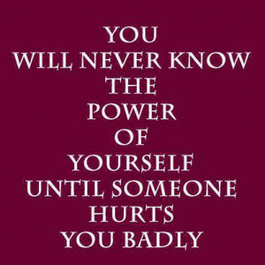 Inspirational Quotes the power of yourself