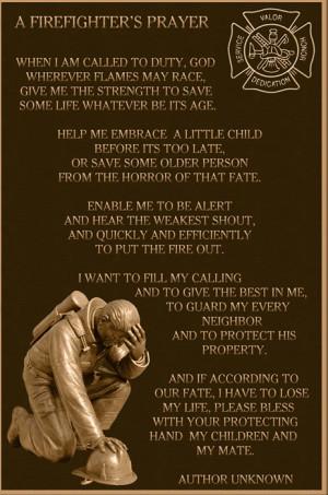 Showing Gallery For Firefighter Girlfriend Prayer