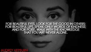 audrey hepburn quotes 46