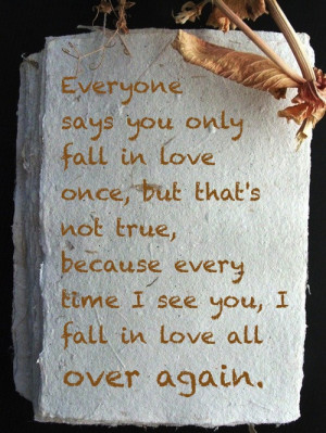 fall in love quotes | via Tumblr
